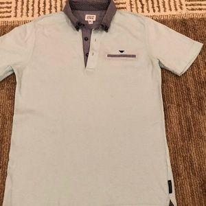 Armani junior boys size 12 polo shirt